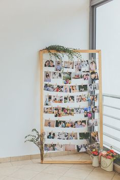 Decoration Photo, Photo Wall Decor, Diy Wall Decor, Bedroom Decor, Wedding Photo Walls, Photo Display Wedding, Aesthetic Room Decor, Grad Parties, Diy Birthday
