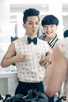 SONG MINO & KANG SEUNGYOON WINNER