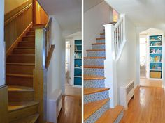 Entry Way-- Super easy and inexpensive way to transform your entry way!