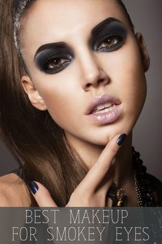 All the products you need to get the perfect smoky eye