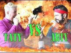 ARTY VS TATY - YouTube