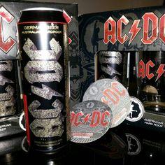 Kits cerveja AC/DC. Novo design e e mesmo rock and roll! Compre online em www.primbier.com.br