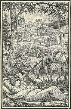 L'écrivain Robert Louis Stevenson est un écrivain écossais et un grand voyageur  Sa randonnée entreprise en automne 1878  la traversée des Cévennes à pied  il traverse toute la Lozère pour atteindre douze jours après Saint-Jean-du-Gard dans le Gard, au terme d'un périple de 120 miles (environ 195 km) Son unique compagnie est l'ânesse portant son bât, Modestine, avec laquelle, malgré des débuts difficiles, il finit par tisser tout au long du voyage des liens affectifs forts.