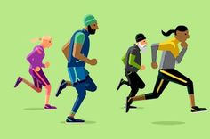 Walk, Jog or Dance: It's All Good for the Aging Brain - The New York Times Well #Blog - #HealthyAging