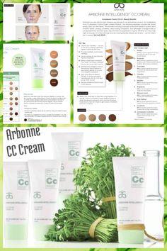 Arbonne cc cream.