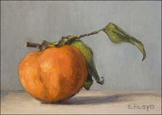 Elizabeth Floyd: Delicate, Representational Still Life Paintings