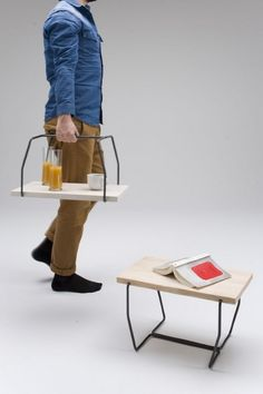 Extraordinary Multifunctional Furniture for Small Spaces
