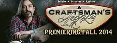 DETROIT ROCK N ROLL MAGAZINE: A CRAFTSMAN'S LEGACY DETROIT PBS SERIES BEGINS OCT 4