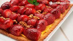 """La receta de Eva Arguiñano para """"hacer una crema pastelera de 10"""" - Hogarmania"""