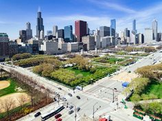 ITAP of Chicago with my drone #photography via /r/itookapicture by carbs109