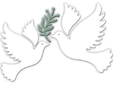 Impression Obsession Dies - Peace Dove