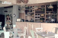 www.kamalion.com.mx - RESTAURANTE MARQUELIA... Decoración / Restaurante / Bar / Diseño de Interiores / Interior Design / Decor / Vintage / Marquelia / Barra / Decor.
