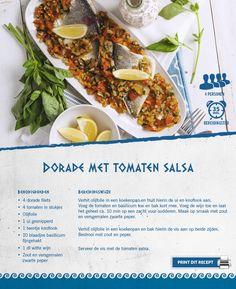 Dorade met tomaten salsa - Lidl Nederland