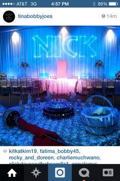 Nick and Jennifer's wedding