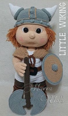 Deutsche Anleitungen Kleier Wikinger Tommy von HavvaDesigns is creative inspiration for us. Get more photo about diy home decor related with by looking at photos gallery at the bottom of this page. We are want to say thanks if you like to share this post to another people via your …