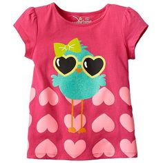 Cute Birdie Toddler Shirt, so ready for spring! Kohls