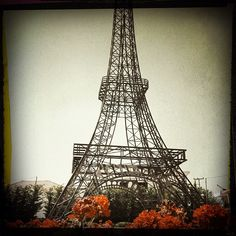 little Paris! Small Eiffel tower at Filiatra, Messinia Little Paris, Camera Shutter, Greece, Tower, Frame, Instagram Posts, Lathe, Frames, Towers