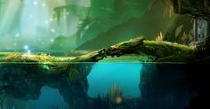 ori and the blind forest - Buscar con Google