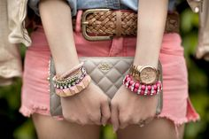 HAPPY BIRTHDAY + ARM CANDY GIVEAWAY