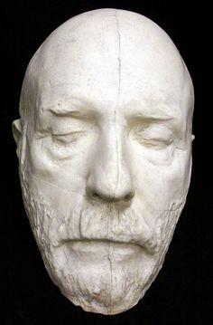 Robert E Lee life mask