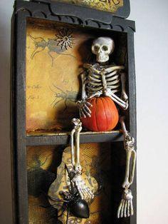 Halloween Shadow box - MISCELLANEOUS TOPICS