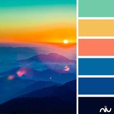 sunset (landscape)