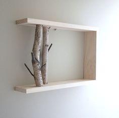 stylisches diy regal aus birkenholz