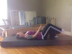 post-natal workout for abdominal separation (the knowledge that my abdominals have indeed separated still kinda freaks me out)