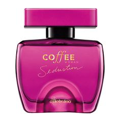 Coffee Woman Seduction Des. Colônia, 100ml - O Boticario