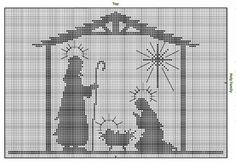 Nacimiento a crochet