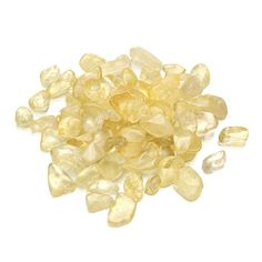 Sale 11% (4.59$) - 100g Natural Yellow Citrine Polished Quartz Crystal Stone Mineral Specimen Jewelry Findings