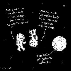 Astronaut | #universum #raumfahrt #astronauten #ehefrau #weltall