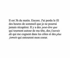 amour Sad Quotes, Words Quotes, Best Quotes, Love Quotes, Inspirational Quotes, Sayings, Wattpad Quotes, Ig Captions, French Quotes