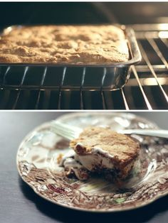 s'more bars recipe
