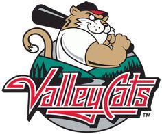 c4c959b27b7 Tri-City ValleyCats Logo New York-Penn League Milb Teams
