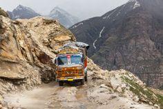 Leh-Manali Highway - #India  #travel #adventure