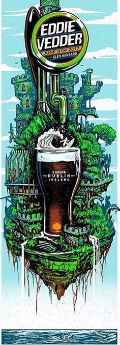 Eddie Vedder Tour 2017 Dublino