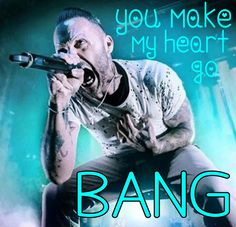 Blue october heart go bang quote