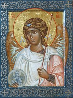 All Archangels, Gabriel, Order Of Angels, Byzantine Art, Archangel Michael, Religious Icons, All Icon, Orthodox Icons, Wassily Kandinsky