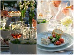 Diner en blanc White dinner by 180° Salon