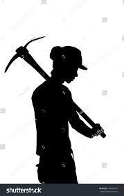 Imagini pentru silhouette welsh coal miners