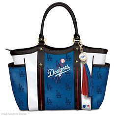 93a32f28595 Home Run Dodgers! Tote Bag Raider Nation