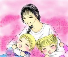 Wallflower Anime Characters | Tags: Anime, The Wallflower, Tomoko Hayakawa, Sunako Nakahara