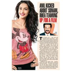 Proud dad Anil Kapoor speaks about working with his daughters Sonam & Rhea for the upcoming Disney movie Khoobsurat.
