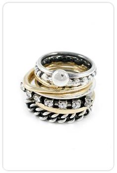losselliani stacked ring $269