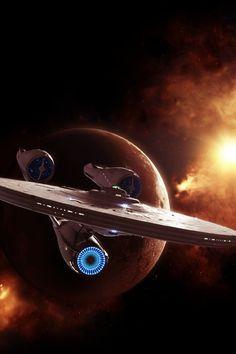 New science fiction ships uss enterprise ideas Star Trek 2009, Star Wars, Star Trek Tos, Science Fiction, Fiction Movies, Star Trek Reboot, Star Trek Characters, Star Trek Universe, Marvel Universe