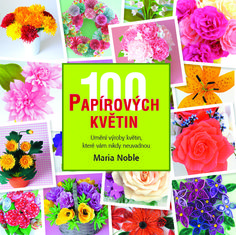 100 papírových květin - Metafora