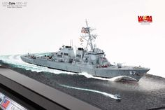 1/350 USS Cole DDG-67 (Trumpeter)