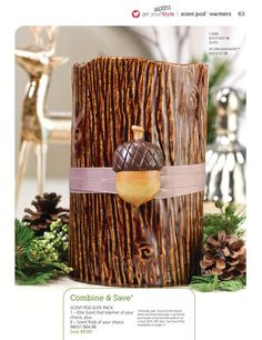 Gold Canyon - Fall/Winter 2014 Catalog   www.finestcandles.ca