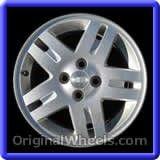 Chevrolet Cobalt 2007 Wheels & Rims Hollander #5246 #Chevrolet #Cobalt #ChevroletCobalt #2007 #Wheels #Rims #Stock #Factory #Original #OEM #OE #Steel #Alloy #Used
